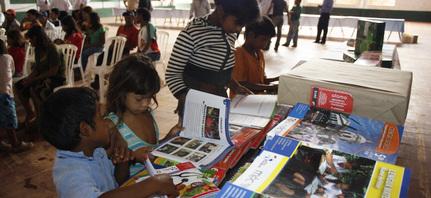 Resultado de imagen para Paraguay escuelas indígenas